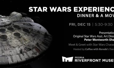 Join CWK's Dan Z for The Star Wars Experience at Peoria Riverfront Museum