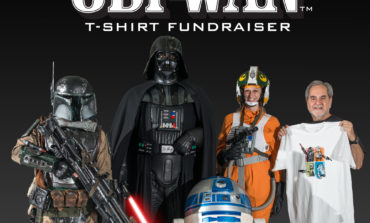 Rancho Obi-Wan T-Shirt Fundraiser Ends 11/28--Shop Now!