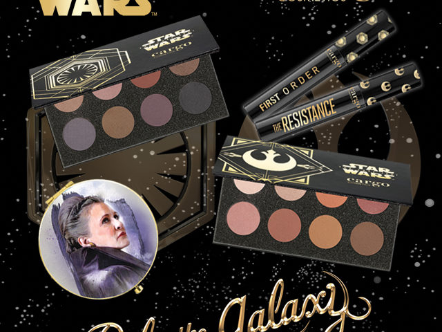 Rule the Galaxy with the Cargo Cosmetics 'Star Wars: The Last Jedi' Collection