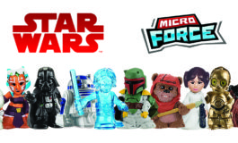CWK Coffee Break: Hasbro Star Wars MICRO FORCE Blind Bag Review