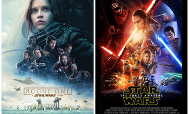 Rogue One vs. The Force Awakens - Point/Counterpoint