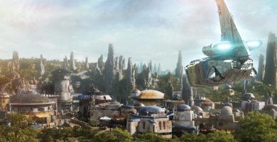 Star Wars: Galaxy's Edge Opens May 31 at Disneyland, and August 29 at Disney's Hollywood Studios