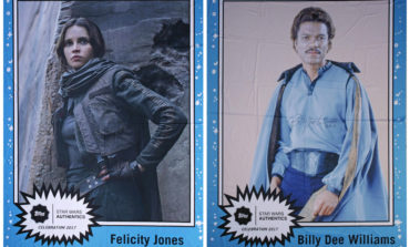 Star Wars Authentics Auctioning Autographed Star Wars Celebration Banners