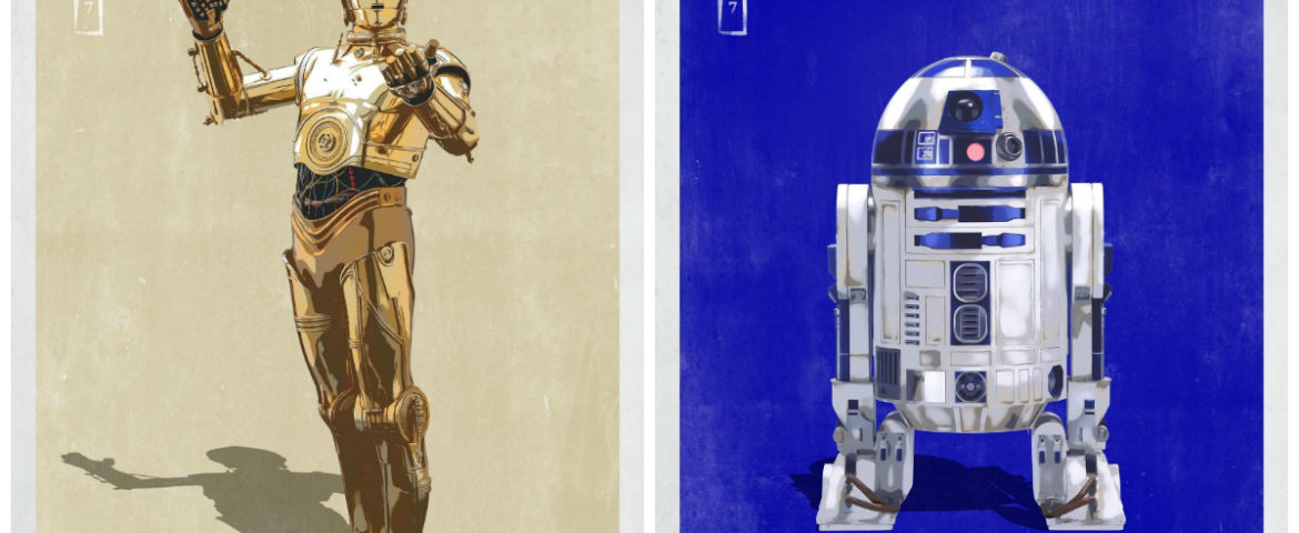 IGN Reveals Pop Icon 'Star Wars: The Last Jedi' Posters