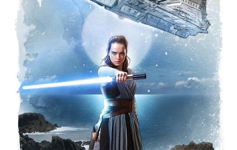Po-Zu Announces Pre-Orders for 'Star Wars: The Last Jedi' Rey Hi Black Boot