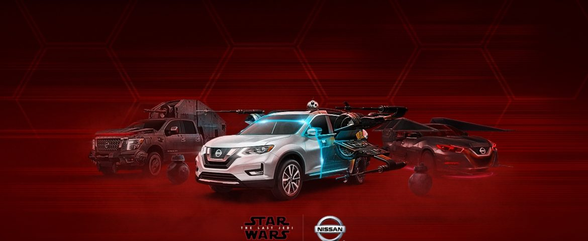 Nissan USA Debuts 'Star Wars: The Last Jedi' Ad