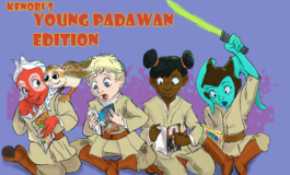 Comics With Kenobi #36.1: Young Padawans Edition
