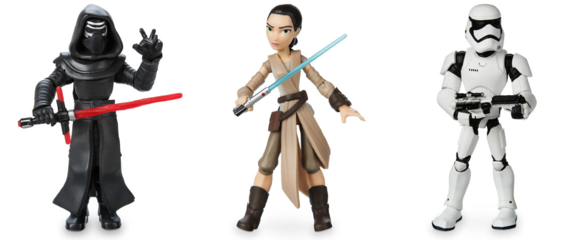 New Star Wars Toybox Figures Now Available at Disney Store