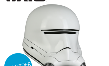 Star Wars -- New Flametrooper Helmets Available to Pre-Order from Anovos