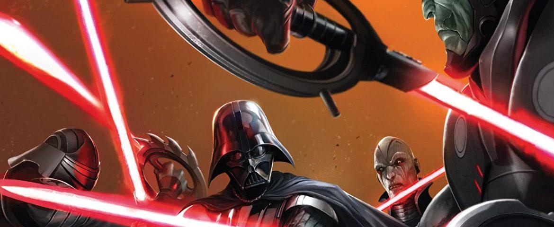 Marvel Star Wars Comics Review: Darth Vader #7.