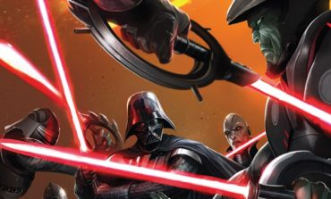 Marvel Star Wars Comics Review: Darth Vader #7.