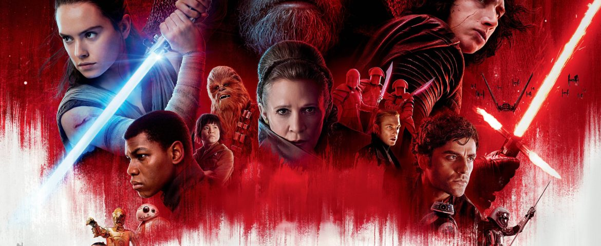 Prepping for 'Star Wars: The Last Jedi'