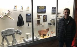 CWK Coffee Break: What's in your Star Wars display case?