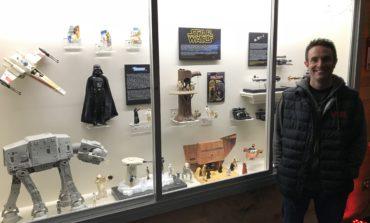 CWK Coffee Break: What's in your Star Wars display case?