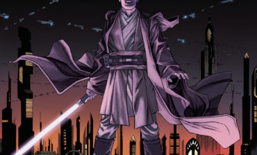 Marvel Star Wars Comics Review: Mace Windu #4