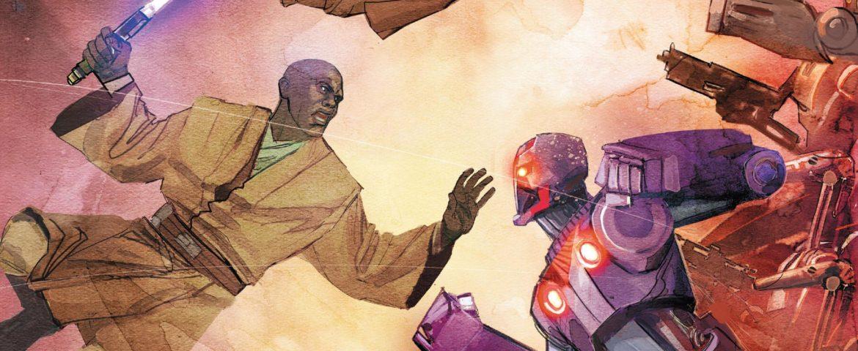 Marvel Star Wars Comics Review: Mace Windu #5