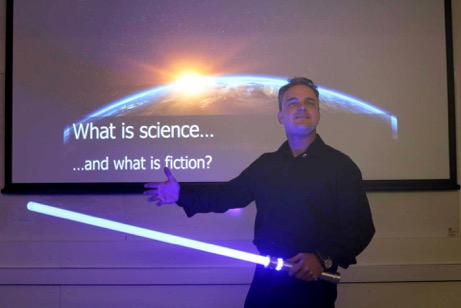 The Physics of Star Wars — An Elegant Weapon for a More Civilised Age?