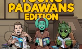 Comics With Kenobi #41.1: Young Padawans Edition