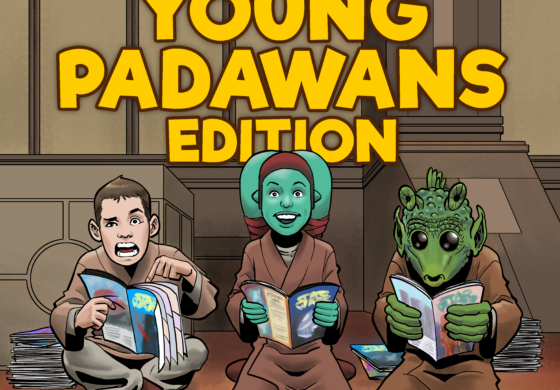 Comics With Kenobi #92 -- Young Padawans Edition
