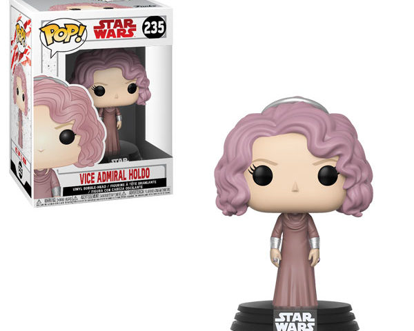 Funko Star Wars Update: Mystery Mini Keychains, Vice Admiral Holdo, and More