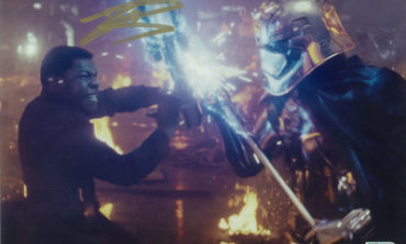 New John Boyega Autographs for 'Star Wars: The Last Jedi' Available Now from Star Wars Authentics