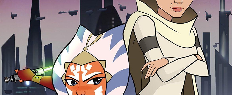 IDW Publishing Star Wars Comics Review: Star Wars: Forces of Destiny — Ahsoka & Padme