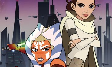 IDW Publishing Star Wars Comics Review: Star Wars: Forces of Destiny -- Ahsoka & Padme