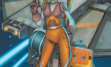 IDW Star Wars Comics Review: Star Wars: Forces of Destiny — Hera