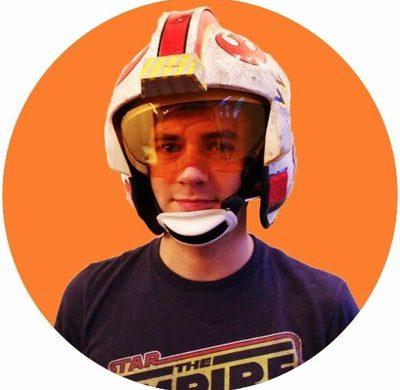 Meet Heath Williams - Star Wars PhotoShop Expert!
