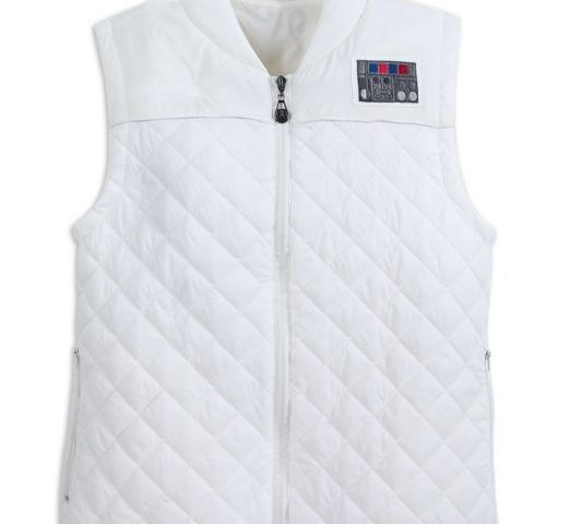 Core Worlds Couture: Her Universe Princess Leia Hoth Vest Review