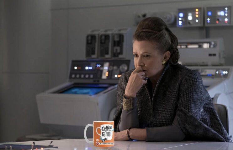 CWK Coffee Break: Let's Talk about General Leia in The Last Jedi
