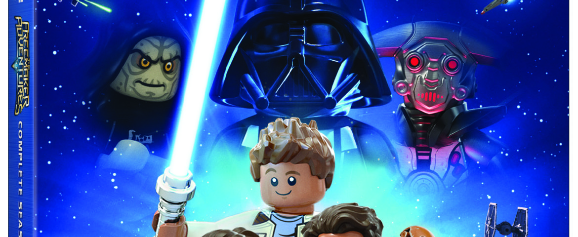 'LEGO Star Wars: The Freemaker Adventures' — Second Season Available March 13 on DVD