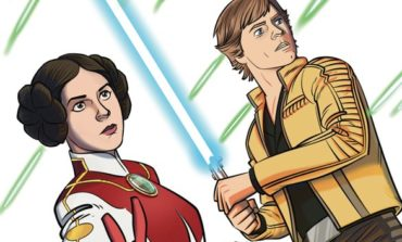 IDW Star Wars Comics Review: Star Wars Adventures #4