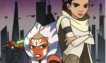 IDW Star Wars Comics Preview: Forces of Destiny -- Ahsoka & Padme Preview