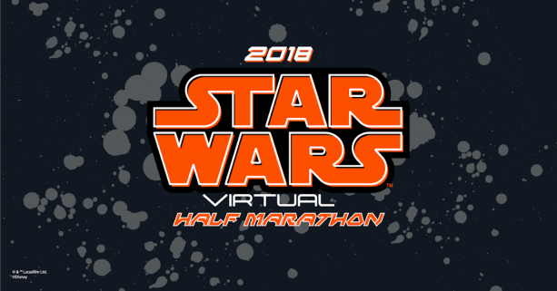 Star Wars Virtual Half Marathon Announced by runDisney