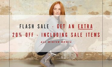 Shop the Po-Zu Flash Sale! Save 20% on Winter Boots and Sale Items