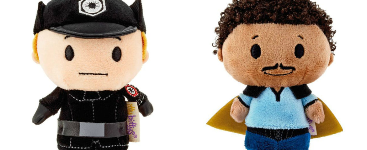 Hallmark Adds General Hux and Lando Calrissian to Star Wars itty bittys Collection
