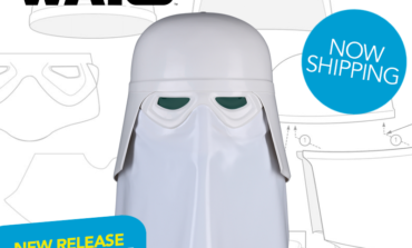 Star Wars Imperial Snowtrooper Helmet Kits Now Shipping from Anovos