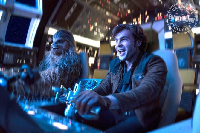 Solo: A Star Wars Story — Exclusive Images from Entertainment Weekly