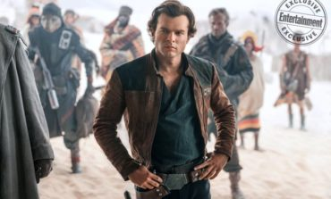Solo: A Star Wars Story's Alden Ehrenreich Talks to Entertainment Weekly