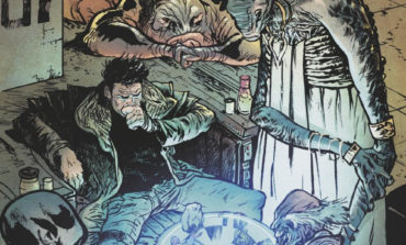 Marvel Star Wars Comics Review: Star Wars: The Last Jedi -- DJ: Most Wanted