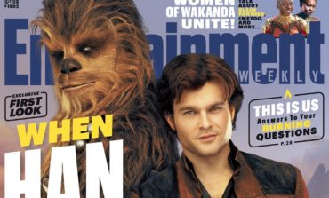 'Solo: A Star Wars Story' Graces the Cover of Entertainment Weekly
