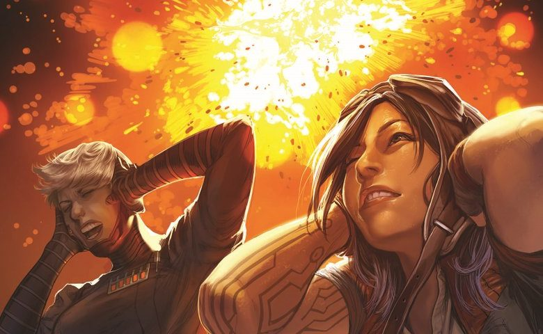 Marvel Star Wars Comics Review: Doctor Aphra #17