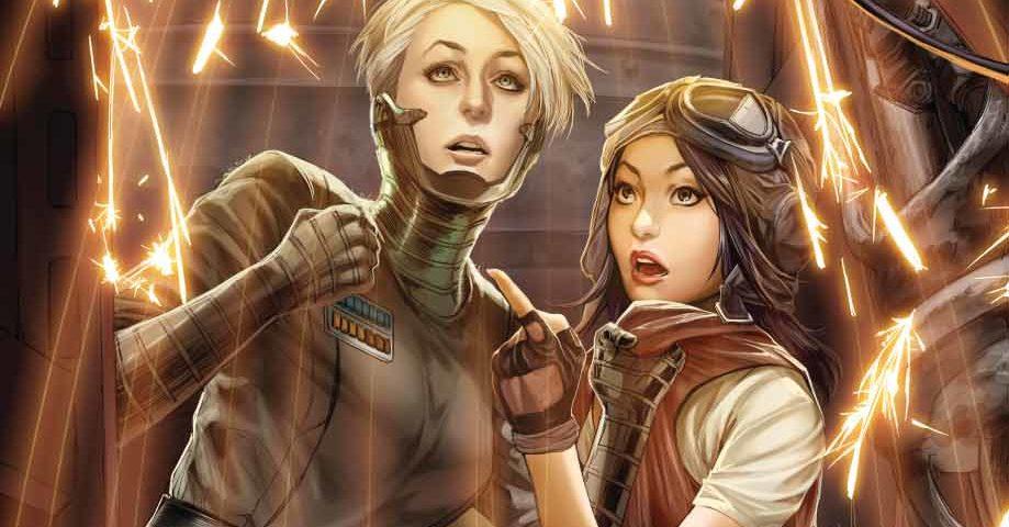 Marvel Star Wars Comics Review: Doctor Aphra #16