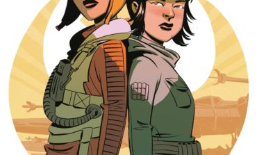 IDW Publishing Star Wars Comics Review: Forces of Destiny -- Rose & Paige