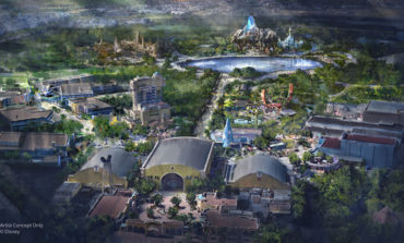 Disneyland Paris Park Expansion to Include Star Wars, Marvel, and Frozen