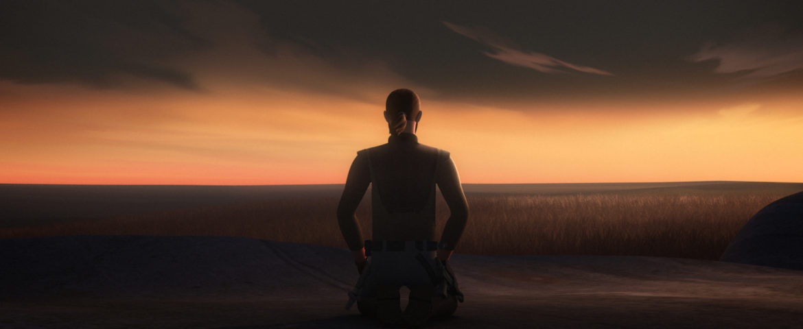 Star Wars Rebels Returns with its Final Episodes Beginning Monday, February 19th!