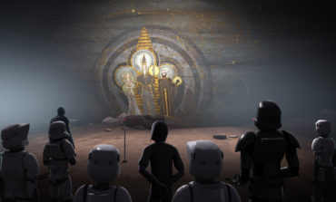 "Star Wars Rebels: New Images and Video for ""Wolves and a Door"" and ""A World Between Worlds"""