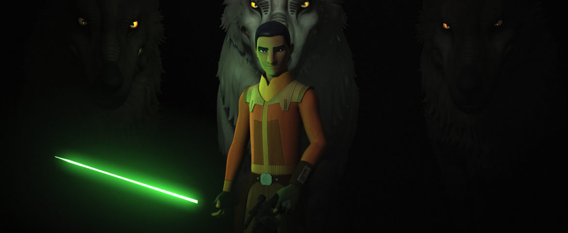 Coffee With Kenobi's Dan Z Looks at Why 'Star Wars Rebels' is Crucial to Canon for IGN