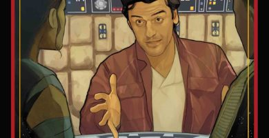 Marvel Star Wars Comics Coming in May: Sana Starros, Lando and Tag & Bink